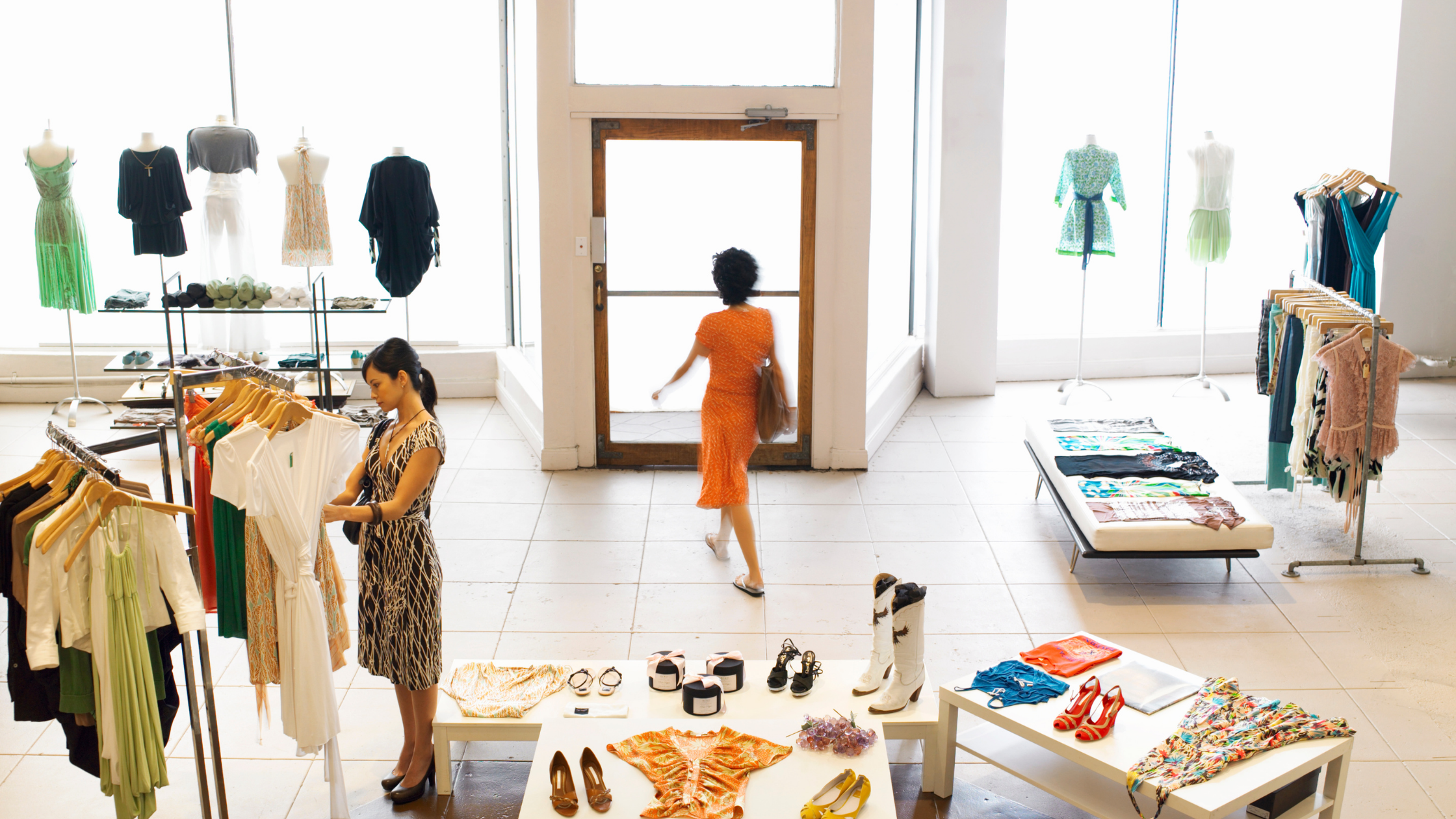 biometrics in retail